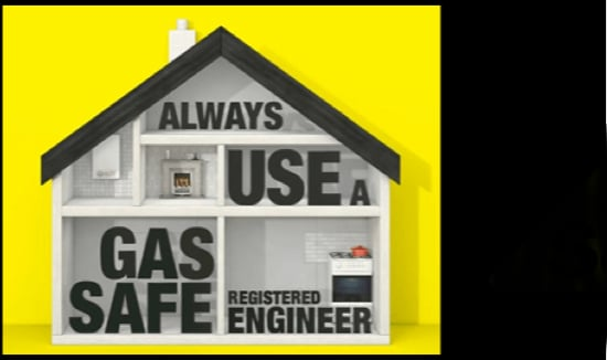 Gas Safe Registered Engineer Belfast Northern Ireland