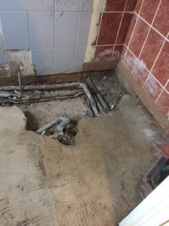Leak detection strabane ireland