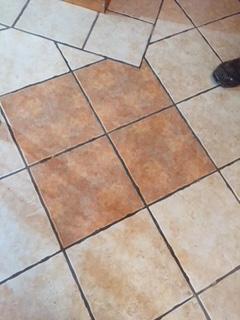 Find leak under tiles