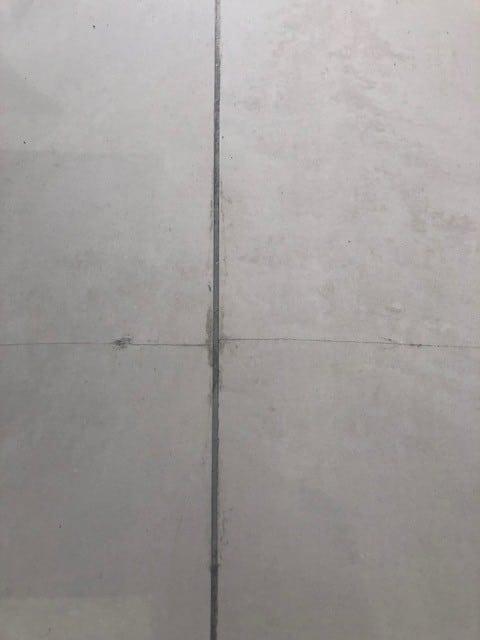 leak in tiles belfast